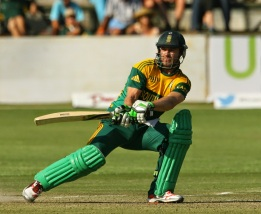AB De Villiers Photo Cricket South Africa CSA