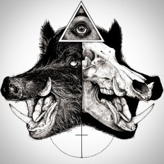animal-skull-drawings-paul-jackson-11