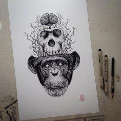 animal-skull-drawings-paul-jackson-5