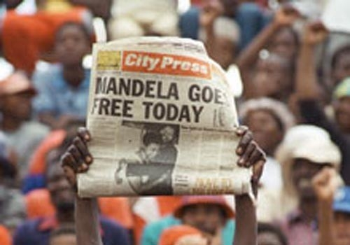 Mandela-Goes-Free-Today