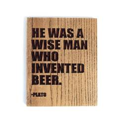 plato-beer-wood-sign