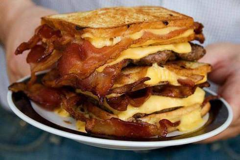 stacked-bacon-egg-cheese-sandwich