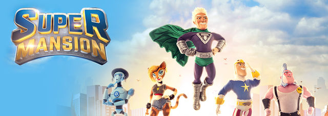 Supermansion_characters