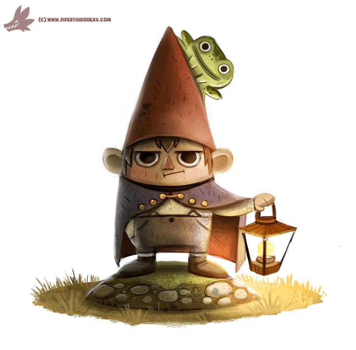 daily_paint__1031__gnome_wirt_by_cryptid_creations-d99yy8i