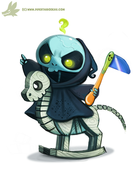 daily_paint__977__baby_reaper__og__by_cryptid_creations-d92tujk