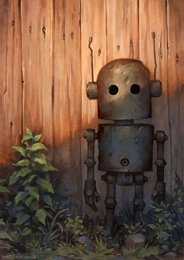 Paintings-of-lonely-robots-experiencing-the-quiet-wonder-of-the-world3__605