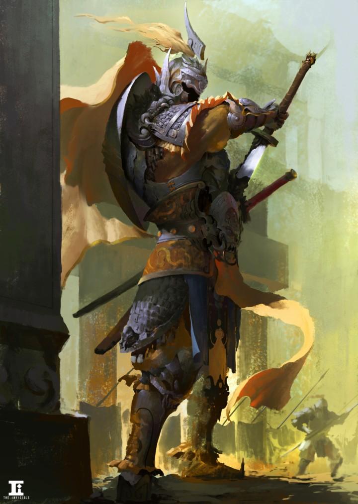 kylin-li-warrior