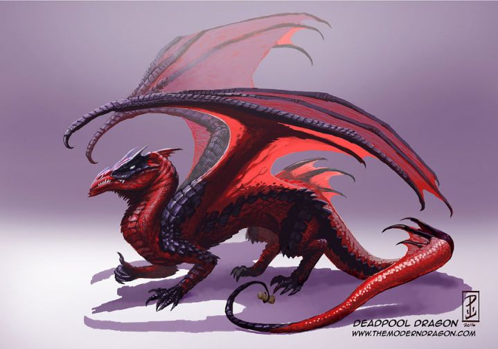 I-Re-Imagined-Popular-Comic-Characters-as-Dragons-571f3cbc58cc7__880